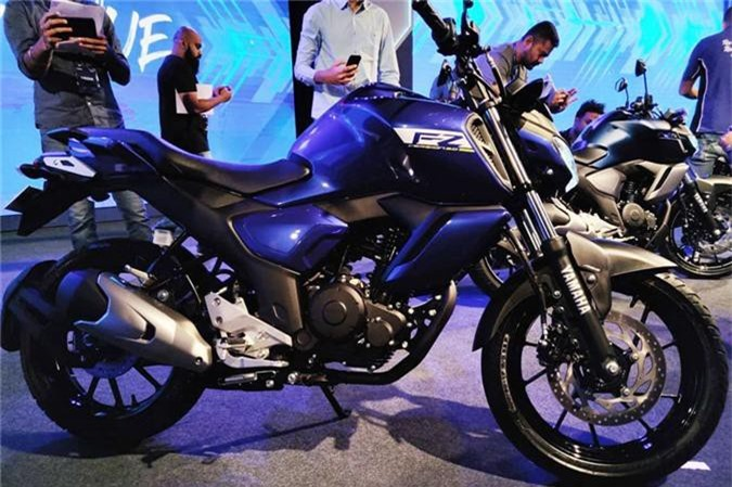 Naked bike Yamaha 'chat nhu nuoc cat', phanh ABS, gia hon 31 trieu hinh anh 2