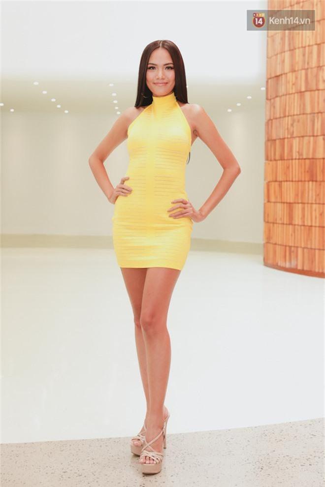 Sơ khảo Hoa hậu Hoàn vũ: Giám khảo Thanh Hằng thần thái chặt chém, Thúy Vân chưa thi đã chiếm spotlight giữa dàn mỹ nhân - Ảnh 14.