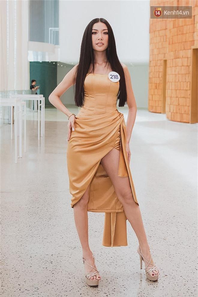 Sơ khảo Hoa hậu Hoàn vũ: Giám khảo Thanh Hằng thần thái chặt chém, Thúy Vân chưa thi đã chiếm spotlight giữa dàn mỹ nhân - Ảnh 8.