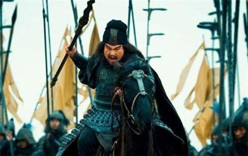 Tạo hình Trương Phi trên phim.