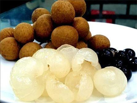 Quả nhãn là loại trái cây thứ 4 của Việt Nam được Australia cấp phép nhập khẩu, sau quả vải, xoài và thanh long. Ảnh: TTXVN phát
