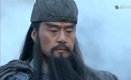 Quan Vũ trong phim Tam quốc diễn nghĩa 2010.