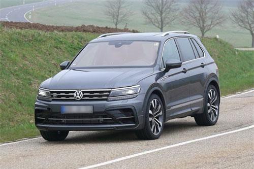 9. Volkswagen Tiguan (doanh số: 3.134 chiếc).