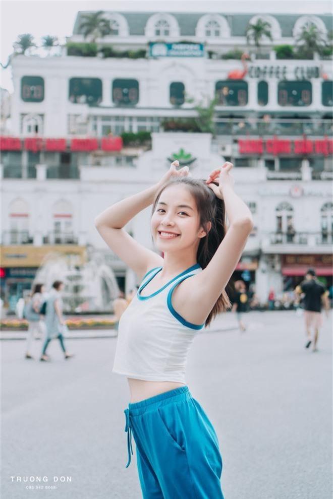 Bộ ảnh xinh tươi đầy sức sống của hotgirl Trường Cao đẳng Nghệ thuật Hà Nội khiến ai nhìn vào cũng thấy yêu đời - Ảnh 4.
