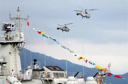 Theo báo QĐND, năm 2013, Bộ Quốc phòng đã bàn giao Lữ đoàn Không quân 954 từ Quân chủng Phòng không – Không quân về Quân chủng Hải quân. Với sự kiện này, Hải quân Nhân dân Việt Nam chính thức có lực lượng không quân riêng biệt với trang bị riêng. Ảnh: Báo Nghệ An