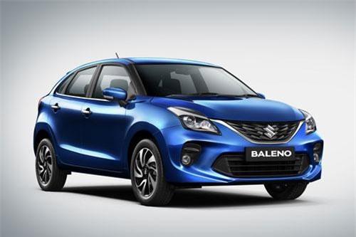 4. Maruti Suzuki Baleno (doanh số: 11.067 chiếc).