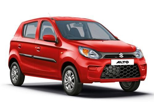 5. Maruti Suzuki Alto (doanh số: 10.123 chiếc).