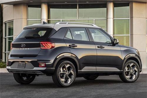 7. Hyundai Venue (doanh số: 9.342 chiếc).