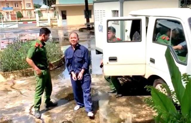 Bị cáo Nguyễn Thành Nam.