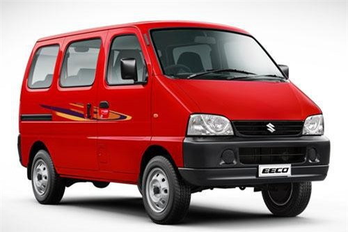 8. Maruti Suzuki Eeco (doanh số: 8.658 chiếc).