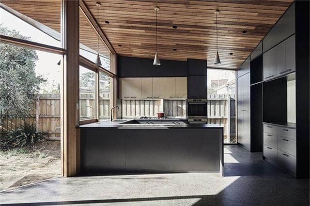 Cải tạo ngôi nhà nhỏ đổ nát trở thành không gian sống ấm cúng và hiện đại - Ảnh 7.