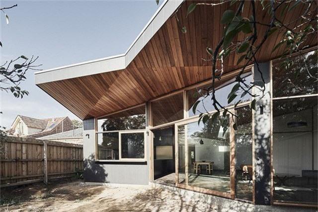 Cải tạo ngôi nhà nhỏ đổ nát trở thành không gian sống ấm cúng và hiện đại - Ảnh 9.