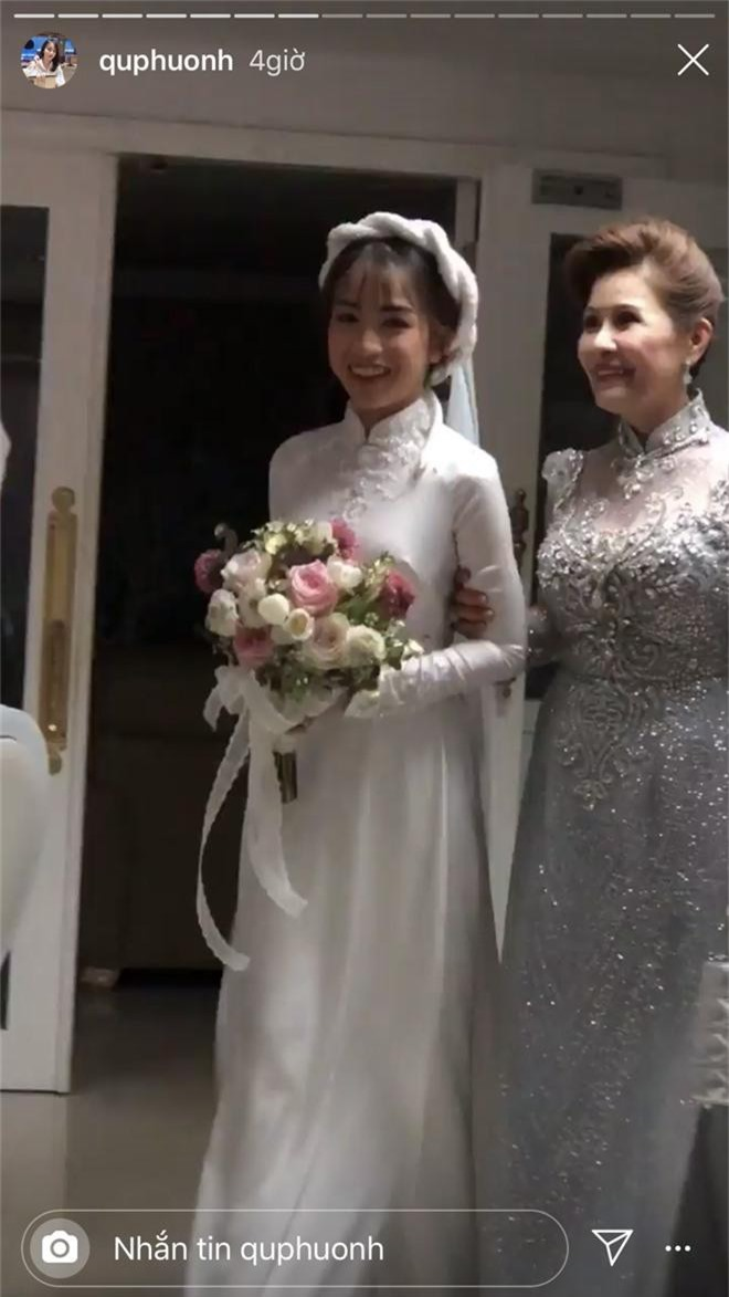 Đại gia Minh Nhựa thể hiện đẳng cấp trong đám cưới con gái: 15 siêu xe gần 100 tỷ hộ tống, ái nữ đeo sính lễ vàng và kim cương mỏi tay - Ảnh 3.