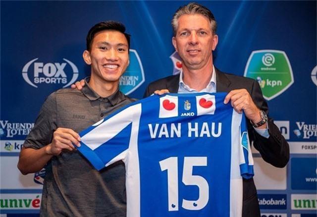 FC Hà Nội xác nhận Văn Hậu nhận lương 450 nghìn euro/năm - 2