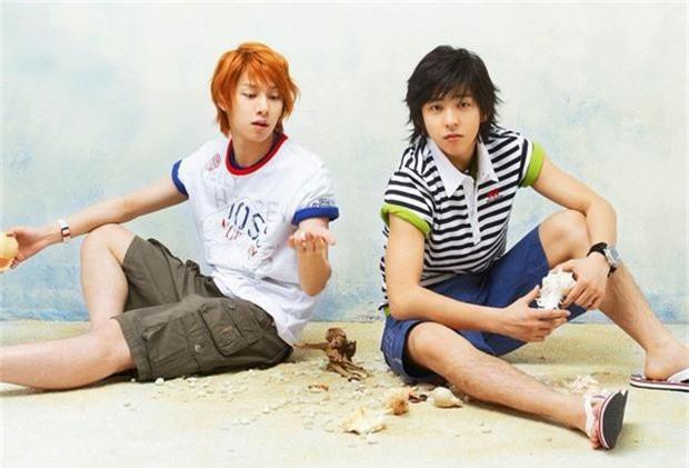 Heechul (Super Junior) bất ngờ hội ngộ Kibum sau nhiều năm, nhan sắc và độ hack tuổi của cả 2 nam idol U30 gây choáng - Ảnh 7.