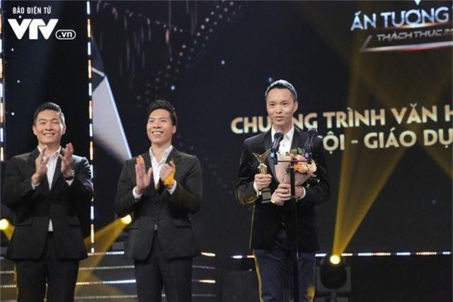 Những hình ảnh đáng nhớ tại lễ trao giải VTV Awards 2019 - Ảnh 4.