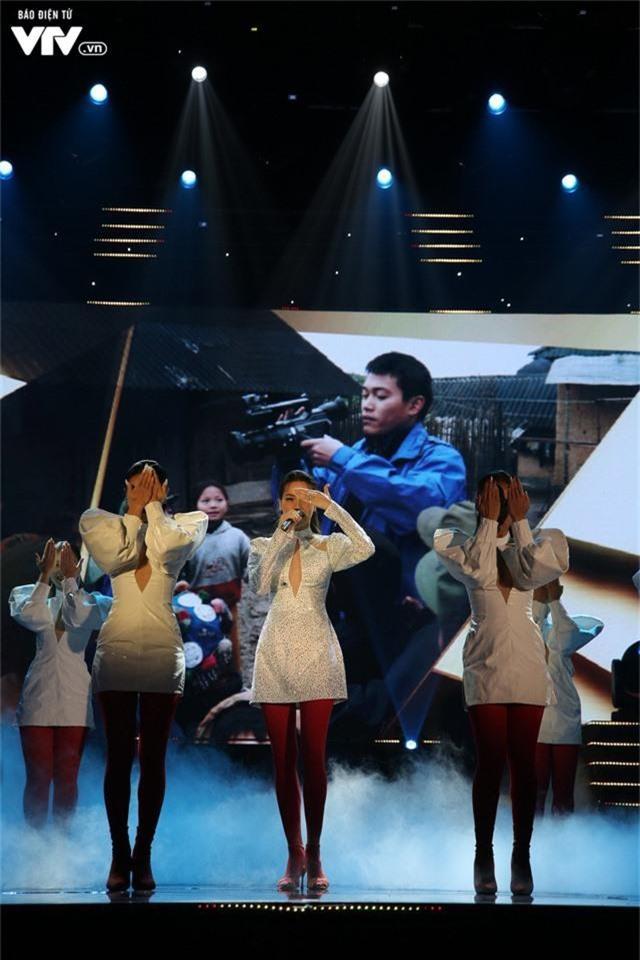 Những hình ảnh đáng nhớ tại lễ trao giải VTV Awards 2019 - Ảnh 6.