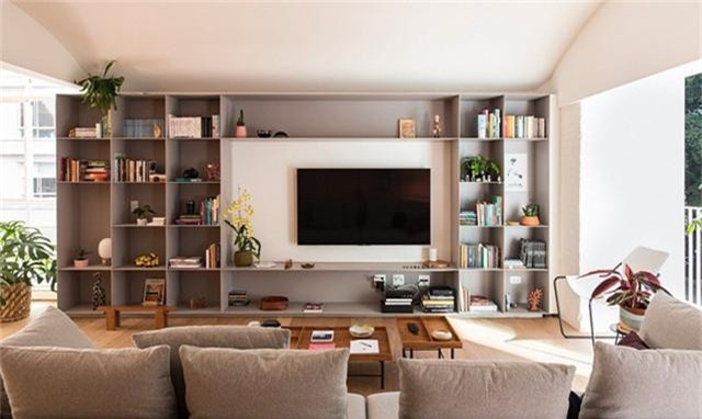 Những mẫu tủ đẹp giúp ngôi nhà trở nên phong cách hơn - Ảnh 3.