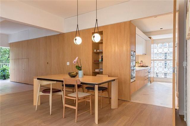 Những mẫu tủ đẹp giúp ngôi nhà trở nên phong cách hơn - Ảnh 4.