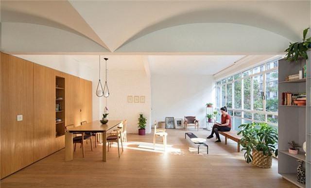 Những mẫu tủ đẹp giúp ngôi nhà trở nên phong cách hơn - Ảnh 5.