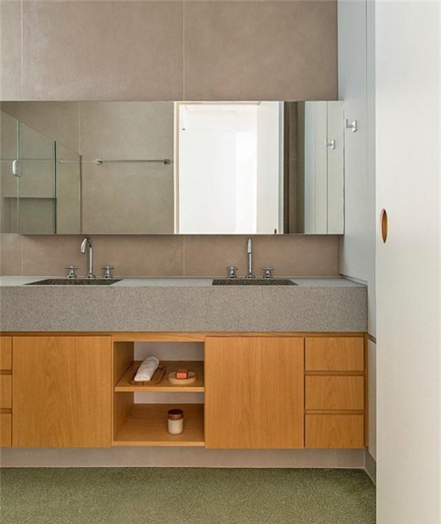 Những mẫu tủ đẹp giúp ngôi nhà trở nên phong cách hơn - Ảnh 8.
