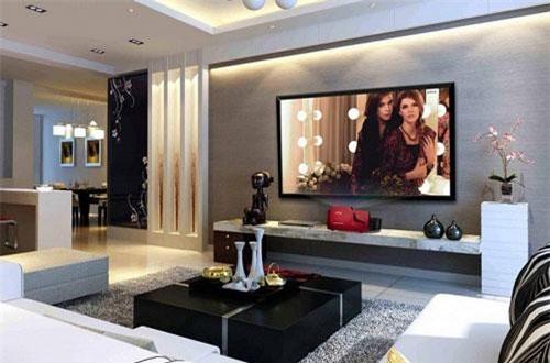 Đặt tivi phòng khách hướng hợp tuổi gia chủ