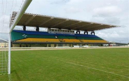 Estádio Milton Corrêa ở Brazil là một trong những sân vận động đặc biệt nhất thế giới.