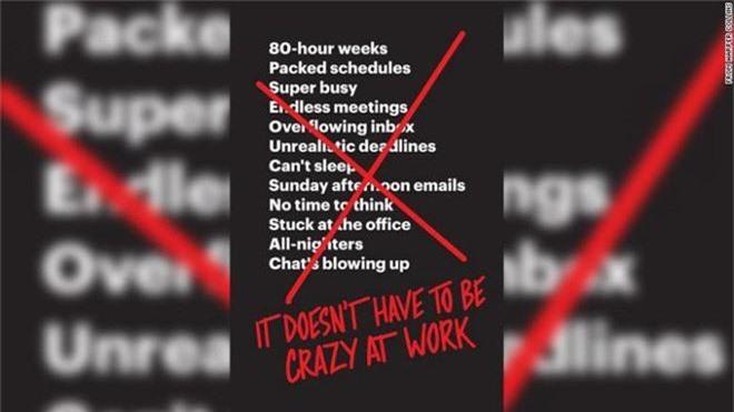 Vị CEO nổi tiếng khẳng định tham công tiếc việc là bệnh truyền nhiễm và bị điên mới làm việc hơn 40h/tuần - Ảnh 2.