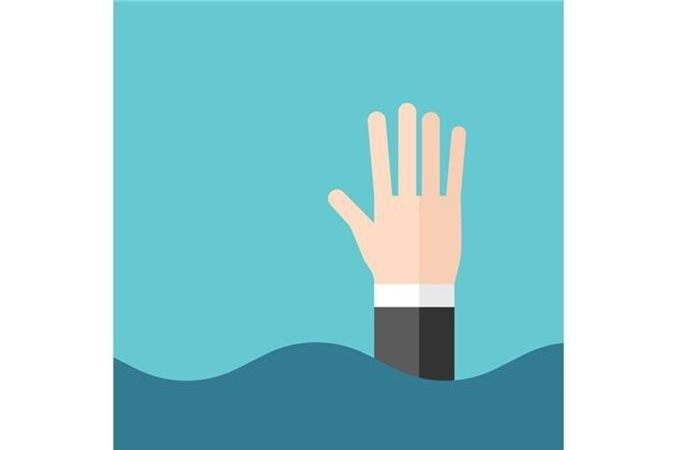 hand-of-drowning-businessman-