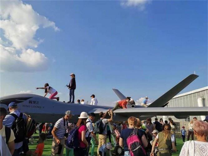 May bay UAV Trung Quoc