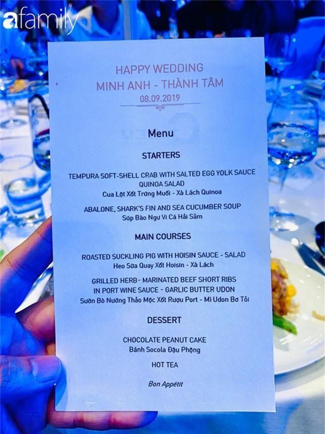Tiết lộ kinh phí tổ chức tiệc cưới con gái Minh Nhựa đã lên tới 20 tỷ đồng, riêng tiền hoa trang trí đã là 700 triệu!-3