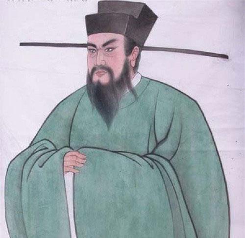 Chân dung Bao Thanh Thiên - vị quan thanh liêm được người đời ca tụng.