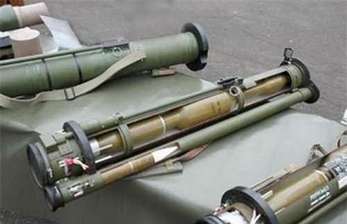 Súng phóng rocket chống tăng RPG-30 Kryuk. Ảnh: Wikipedia.
