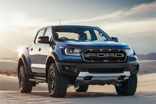 3. Ford Ranger (doanh số: 1.277 chiếc).