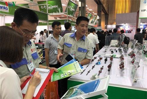 Phát triển công nghiệp hỗ trợ có thể giúp doanh nghiệp Việt tham gia vào chuỗi giá trị toàn cầu.