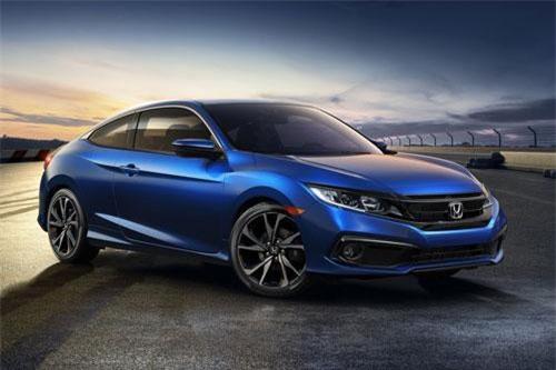 7. Honda Civic (doanh số: 34.808 chiếc).