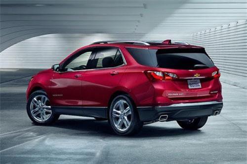 8. Chevrolet Equinox (doanh số: 32.880 chiếc).