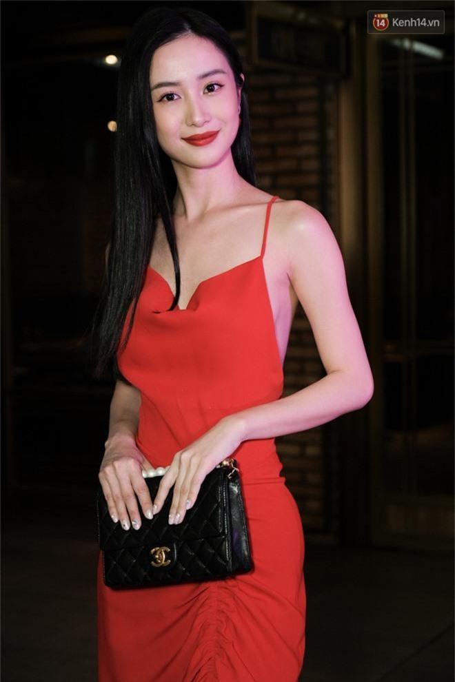 Jun Vũ khoe vẻ nóng bỏng trên thảm đỏ Thách Yêu 2 Năm, mỹ nhân Thái lép về với đầm da beo không thể địch lại! - Ảnh 4.