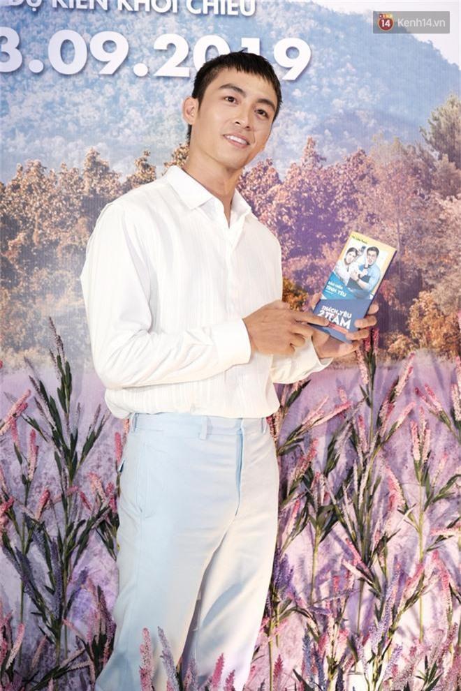 Jun Vũ khoe vẻ nóng bỏng trên thảm đỏ Thách Yêu 2 Năm, mỹ nhân Thái lép về với đầm da beo không thể địch lại! - Ảnh 9.