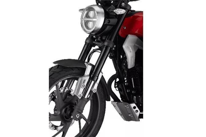 Xe moto Honda CBF190TR chi duoi 100 trieu tai VN-Hinh-3