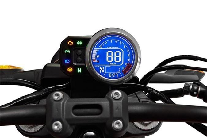 Xe moto Honda CBF190TR chi duoi 100 trieu tai VN-Hinh-4