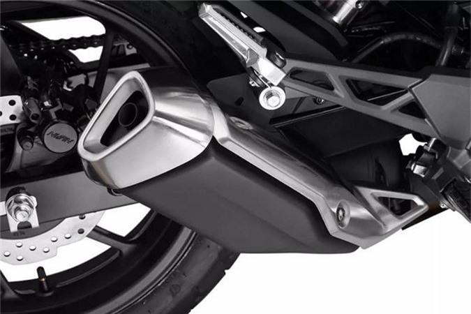 Xe moto Honda CBF190TR chi duoi 100 trieu tai VN-Hinh-8