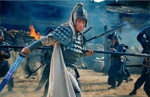 Triệu Vân là một mãnh tướng trí dũng song toàn