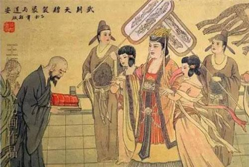 Theo sử sách ghi lại, Tiết Hoài Nghĩa là một người có tướng mạo bất phàm, thân hình cao to uy mãnh, lại có tài ăn nói. Ảnh minh họa.