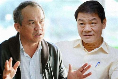 Cú bắt tay giữa bầu Đức và ông Trần Bá Dương là hợp tác có giá trị lớn nhất giữa hai doanh nghiệp nội ở Việt Nam.