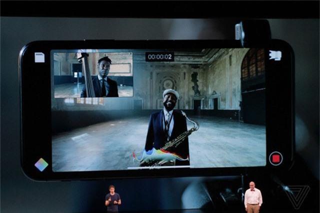 Apple chính thức trình làng iPhone 11, iPhone 11 Pro và iPhone 11 Pro Max - Ảnh 2.