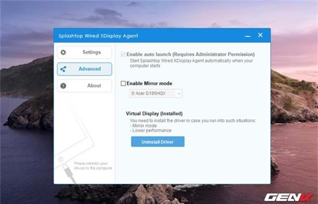 Cách biến iPhone, iPad thành màn hình phụ cho Windows 10 - Ảnh 11.