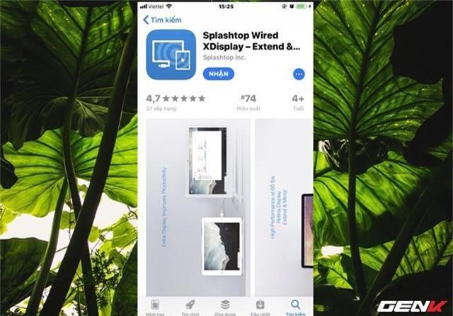 Cách biến iPhone, iPad thành màn hình phụ cho Windows 10 - Ảnh 5.