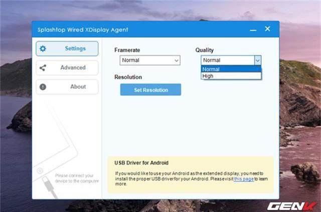 Cách biến iPhone, iPad thành màn hình phụ cho Windows 10 - Ảnh 9.