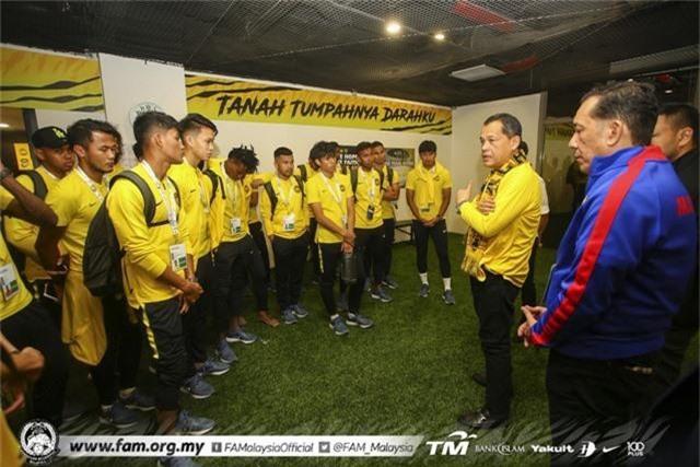 """Chủ tịch LĐBĐ Malaysia: """"Đội tuyển Việt Nam rất khó bị đánh bại"""" - 1"""
